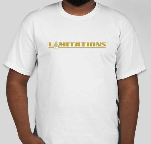 Get the PAD BOYS to the Gumball with F-Limitations T-Shirts Fundraiser - unisex shirt design - front