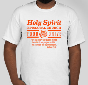 Holy Spirit Food Drive