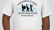 Annandale High Marching Band