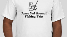 jones fishing trip