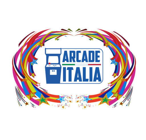 ARCADE ITALIA the forum official T-SHIRT shirt design - zoomed