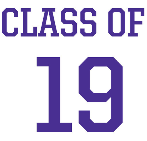 LW Class of 2019 Shirts shirt design - zoomed