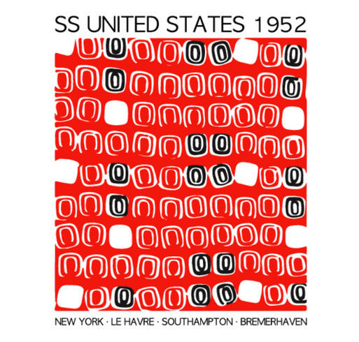 SS United States: First Class! shirt design - zoomed