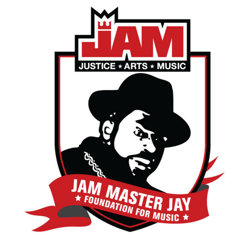 Celebrate the life of the great Jam Master Jay! shirt design - zoomed