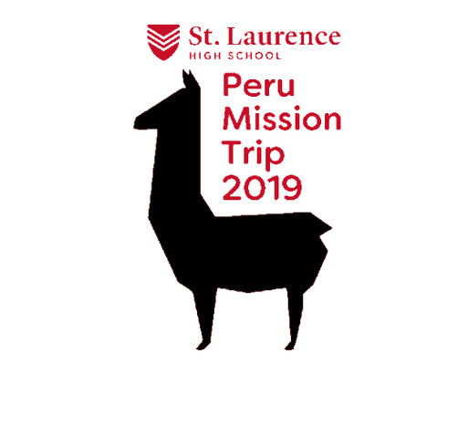 StL Peru Mission Trip 2019 shirt design - zoomed