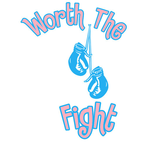 Worth the Fight Walk of Hope Tshirts Custom Ink Fundraising