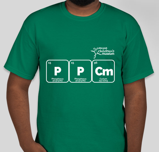 PPCM SCIENCE T-Shirt Fundraiser Fundraiser - unisex shirt design - front