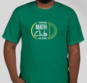 Math Club T Shirt Design Ideas
