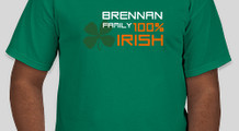 Brennan Family 100% Irish