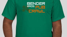 bender brothers pub crawl