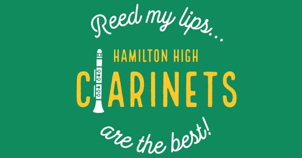 Hamilton High Clarinets