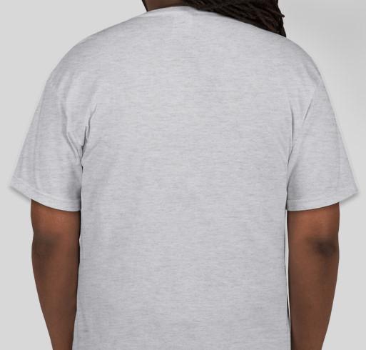 St. Gabriel/St. Anne Haiti Earthquake Relief Fundraiser - unisex shirt design - back