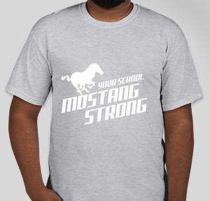 mustang strong