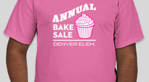Annual Bake Sale