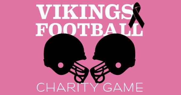 Vikings Charity Game
