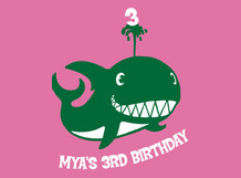 Mya's 3rd Birthday