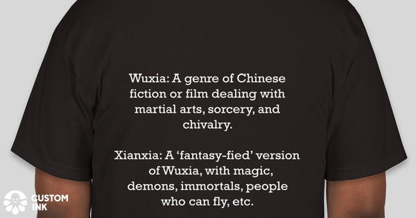 I am an absolute fan of Wuxia and Xianxia novels alike  One