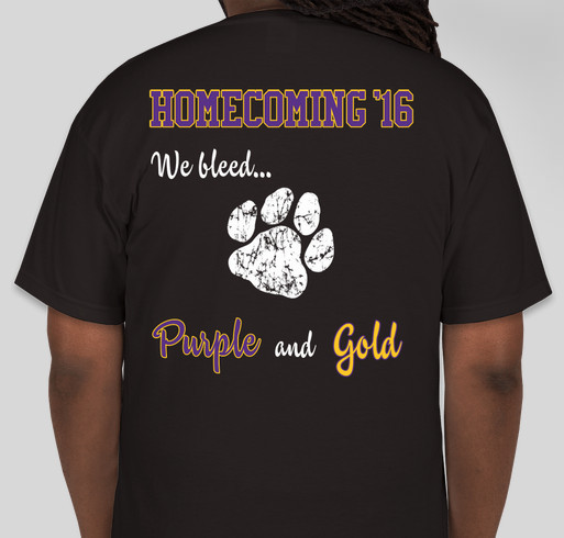 wvcsd homecoming 2016 tshirts custom ink fundraising