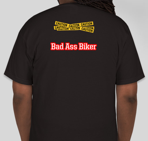 All American Bash 2015 for the Iowa Chapter of the Paralyzed Veterans of America Fundraiser - unisex shirt design - back