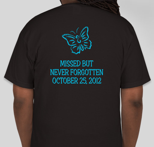 Raise money for primary peritoneal cancer custom ink for Shirts to raise money