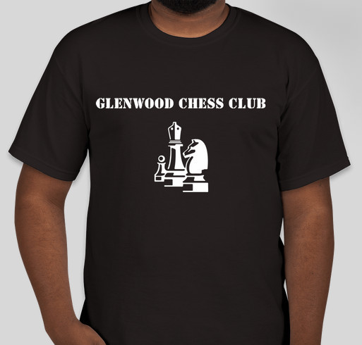 2cd40905 Help support Glenwood Chess Club Fundraising efforts Get your new T-Shirt.  Fundraiser -