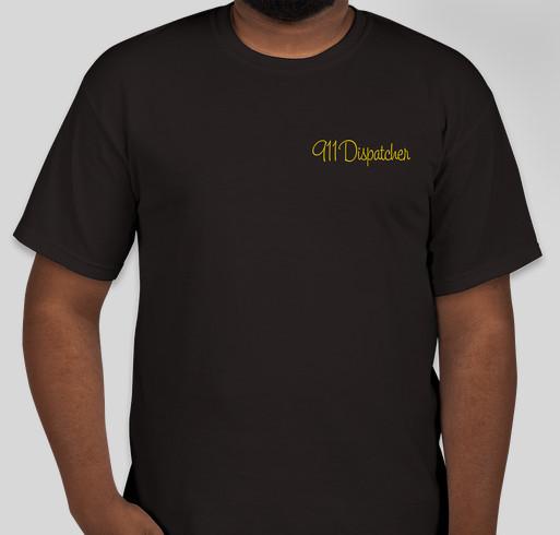 911 Dispatchers Rock! Custom Ink Fundraising