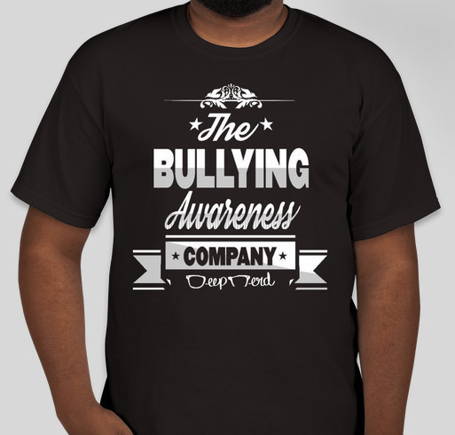 Deep Nerd Magazine (Anti-bullying company kickstarter) Fundraiser - unisex shirt design - front