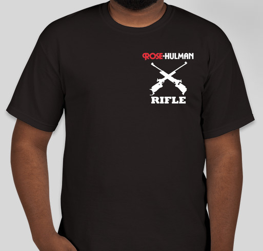 Rose hulman rifle team support t shirts custom ink fundraising for I support two teams t shirt