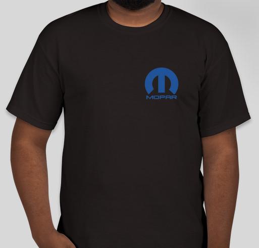 MOPAR Custom Personalized T-shirts