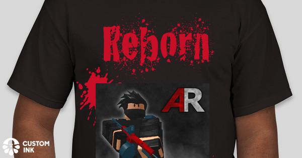 Roblox T Shirt Apocalypse Rising Custom Ink Fundraising