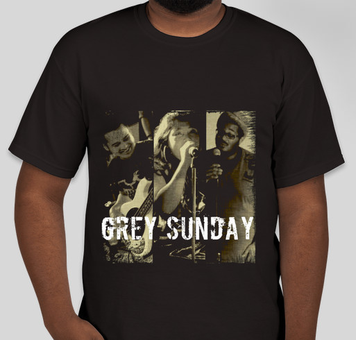 Grey Sunday Custom Ink Fundraising