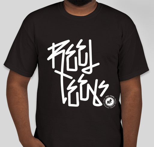 Reel Teens (Youth Ministry) Fundraiser - unisex shirt design - front