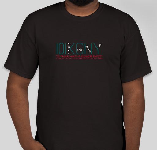 101 Kaba Gaidi NY Fundraiser Fundraiser - unisex shirt design - front