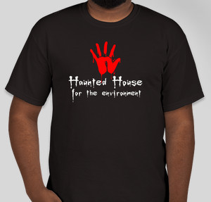 environment haunted house