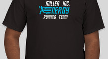 miller energy running team