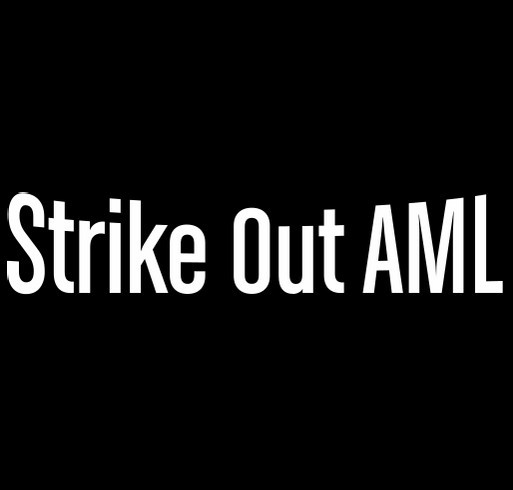 Help Strike out AML shirt design - zoomed