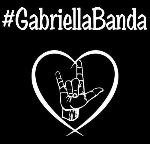 Gabriella Banda - New York Fashion Week or bust! shirt design - zoomed