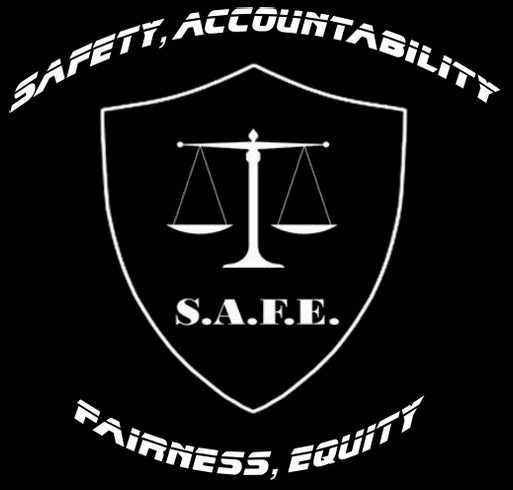 SAFE COALITION NC T-Shirts Available shirt design - zoomed