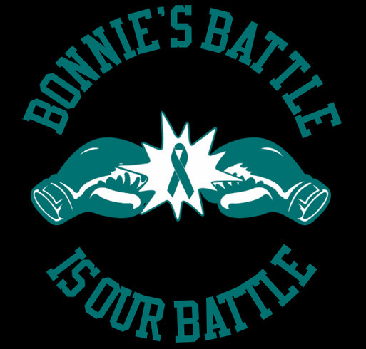 Bonnie's Battle Custom Ink Fundraising