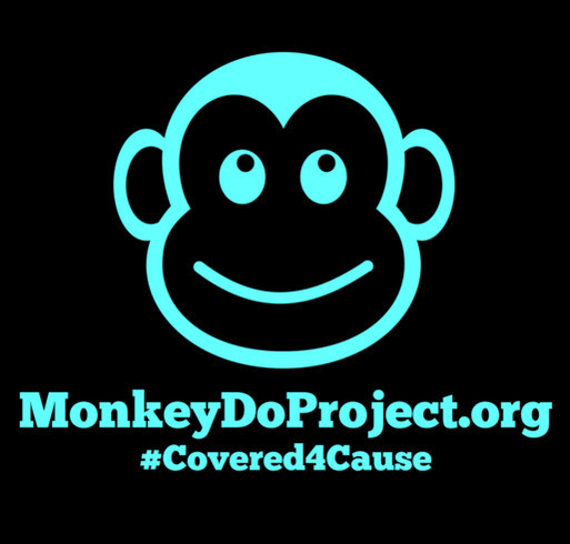 Food Bank Robbed, Monkey Do Project to Replace 200 Holiday Meals for Hungry shirt design - zoomed