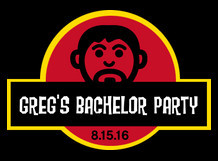 Greg's Bachelor Party