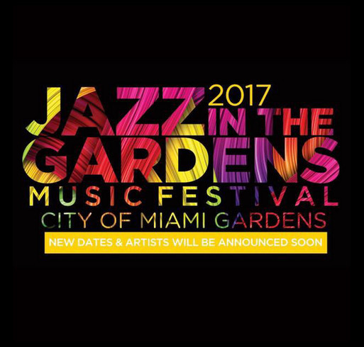 Jazz in the gardens 2017 custom ink fundraising for Jazz in the gardens 2017 dates