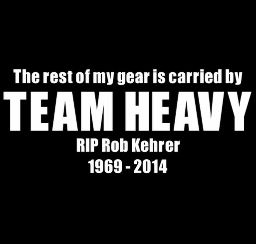 Team Heavy T Shirt shirt design - zoomed
