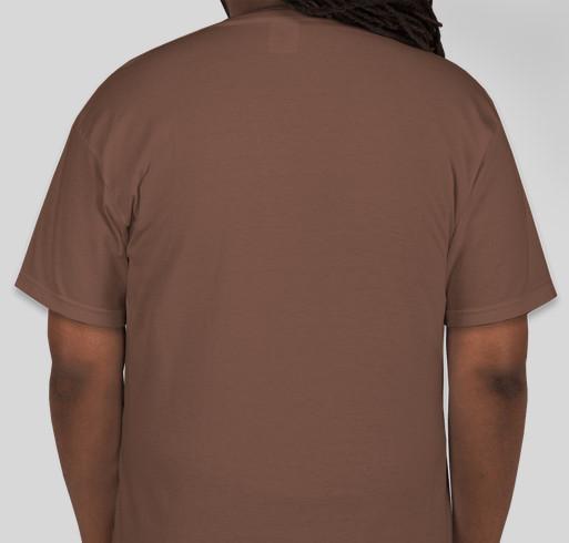 Weequahic Park House Music Festival Fundraiser - unisex shirt design - back