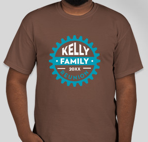kelly family reunion - Family Reunion T Shirt Design Ideas