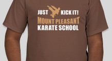 mt. pleasant karate school
