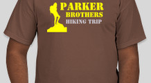 parker bros. hiking trip