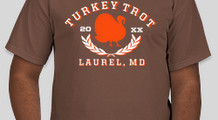 Laurel MD Turkey Trot