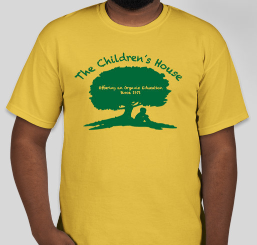 The Children's House T-Shirt Sale Fundraiser - unisex shirt design - front