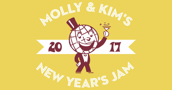Molly & Kim's New Year's Jam